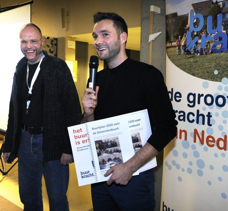 Geslaagde buurtaanpak aardgasvrije wijken Eindhoven