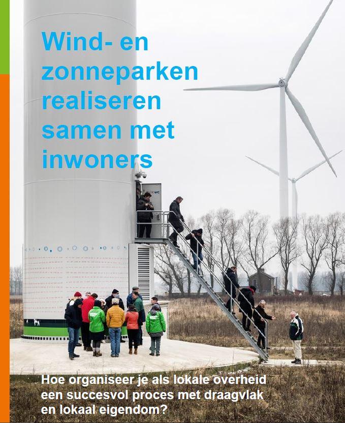 Wind- en Zonneparken realiseren met bewoners