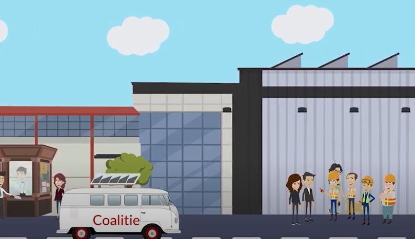 Coalitie Duurzame energie NH ondersteunt initiatieven