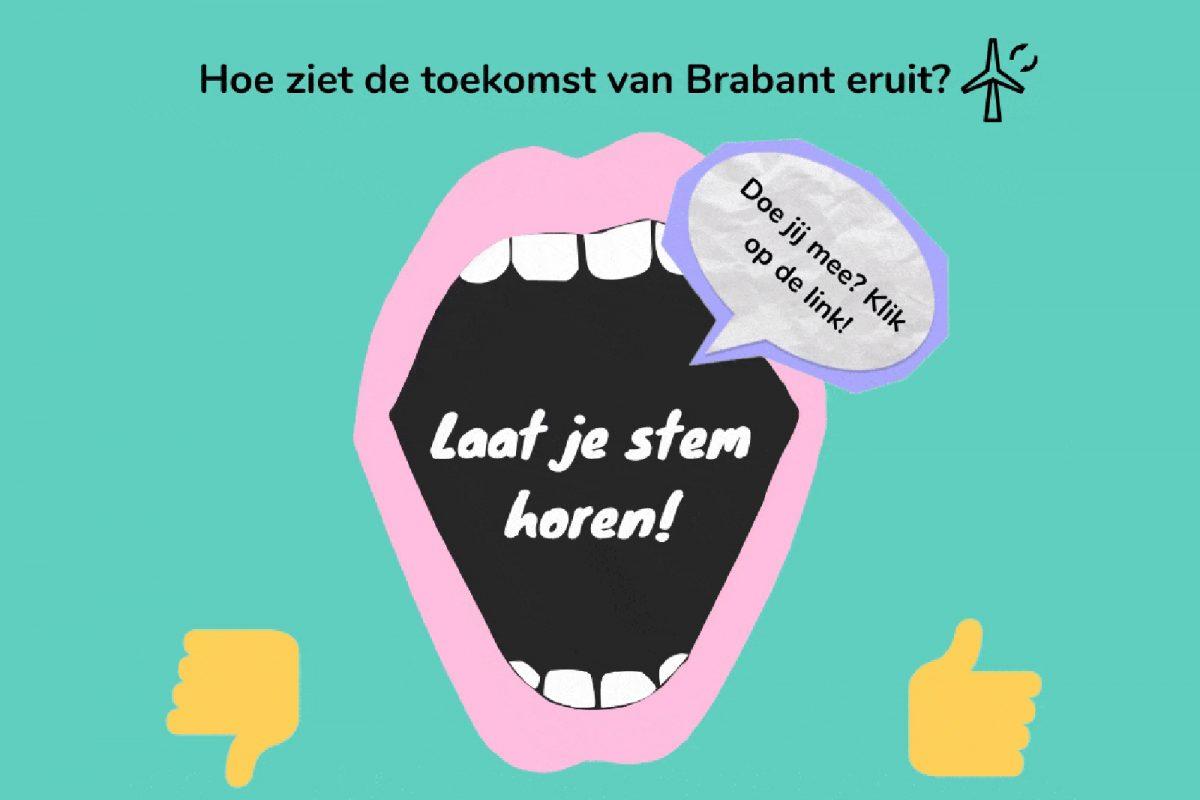 Brabantse jongeren kunnen 'swipen' voor de energietransitie