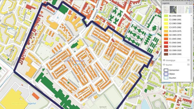 Gas(t)vrije wijk Hagerhorst-Oost