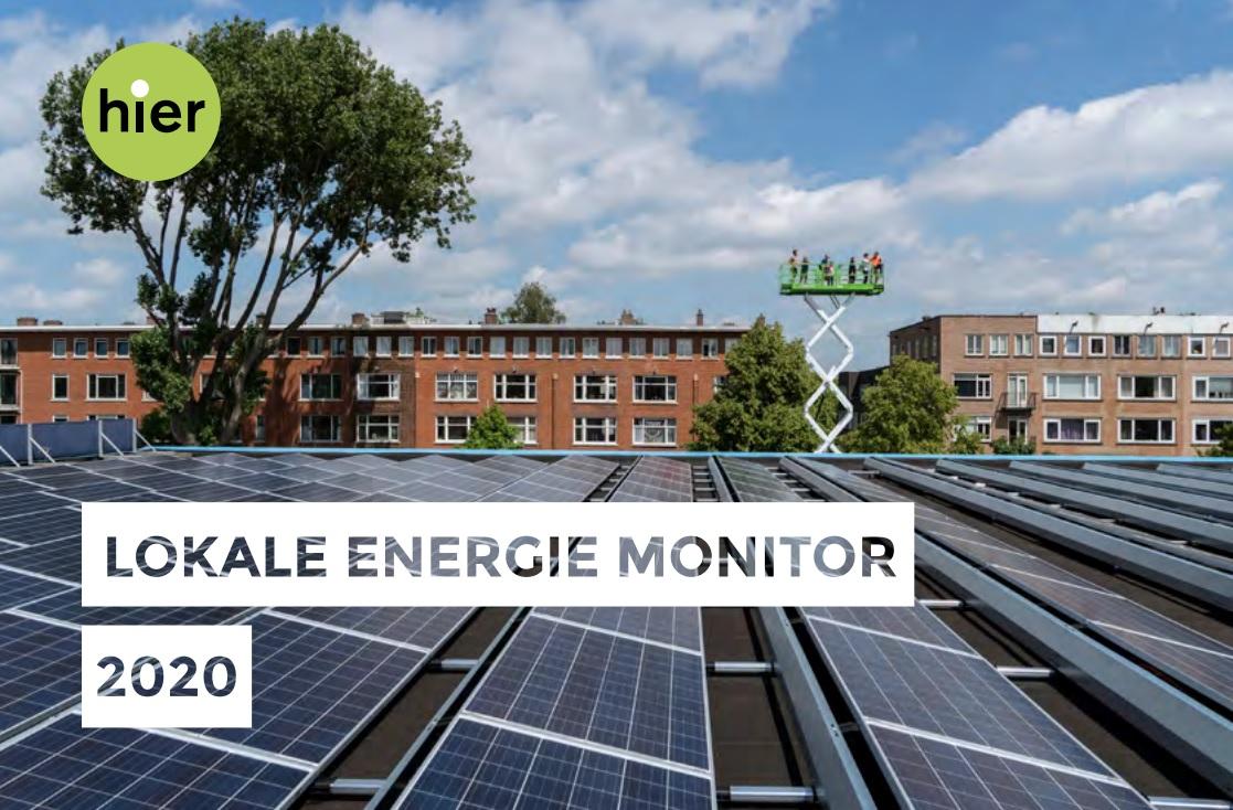 Onderzoek HIER: impact energiecoöperaties neemt komende jaren flink toe